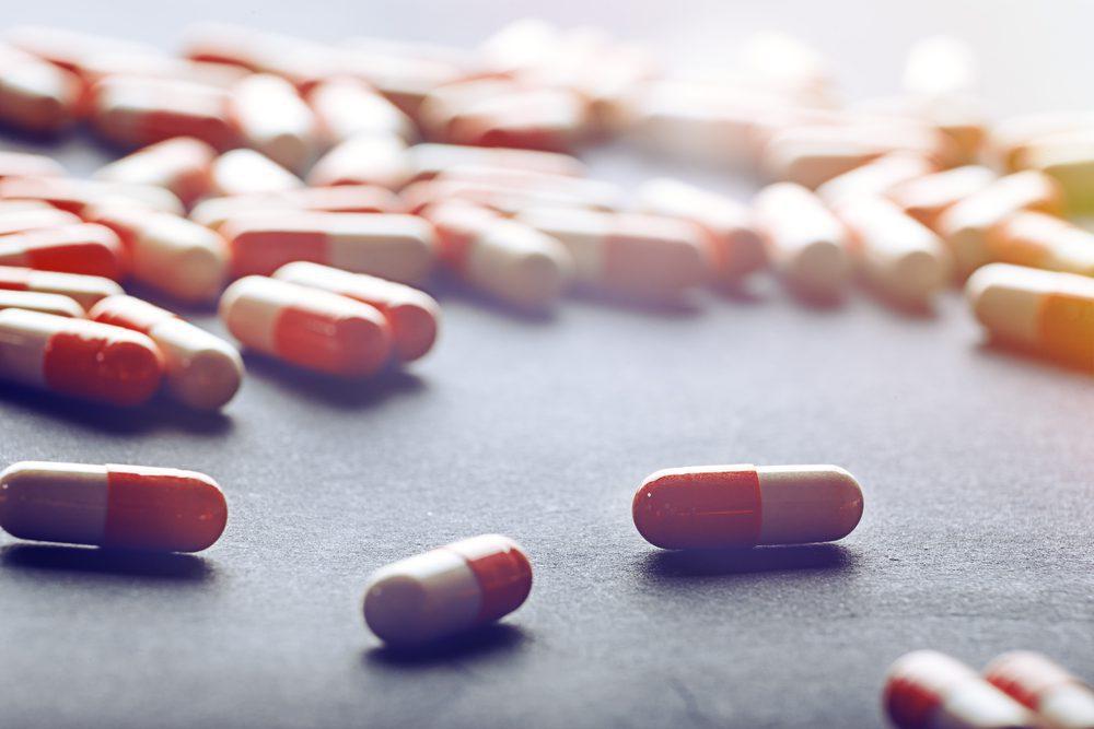 tablets pills medicine capsules shutterstock_364107608